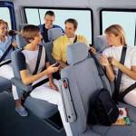перевозки сотрудников автобусом